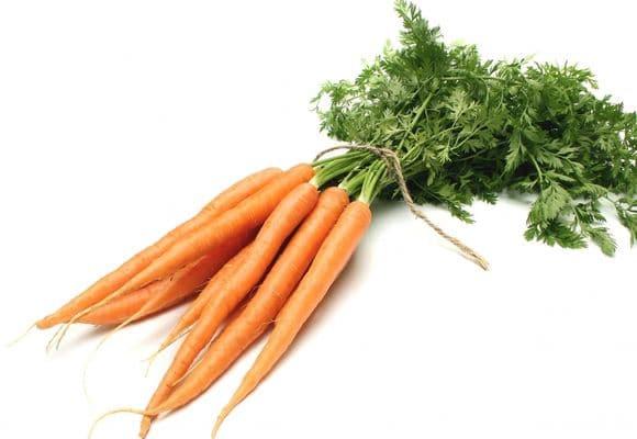Морковная ботва при геморрое рецепт