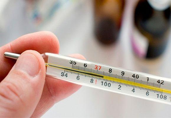 Как быстро сбить температуру при домашних условиях 269