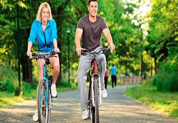 геморрой и велосипед